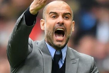 Pep Guardiola tells Manchester City players to fight for places