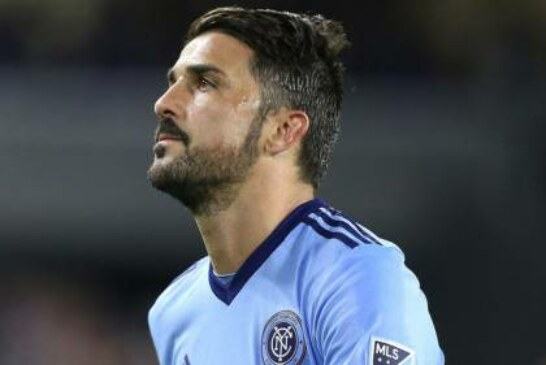 David Villa replaces Diego Costa in Spain squad for upcoming World Cup Qualifiers