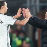 Zlatan Ibrahimovic must prove he is Manchester United's best striker in order to start, says Jose Mourinho