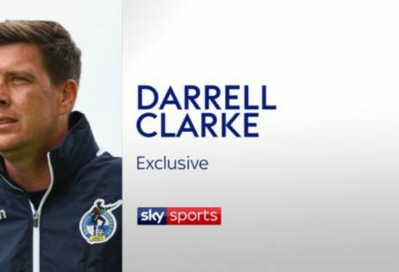Darrell Clarke interview: Bristol Rovers boss on the club's rise