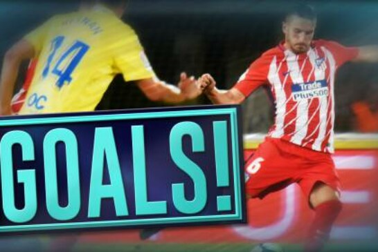 WATCH and VOTE: Goals! Koke, Marco Asensio, Franck Nouble and Billy Knott feature