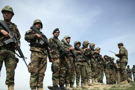 US Stuck With 'Nation-Building' in Bid to Make Afghan Army Credible