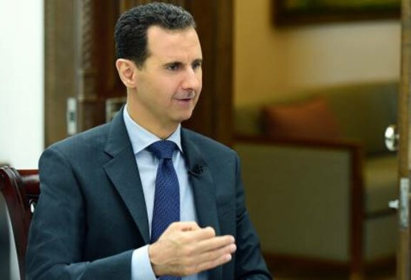 Assad Says Turkey Not Partner or Guarantor for Syria