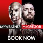 Mayweather vs McGregor: Here are some of the ways you can book the event