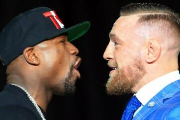 Mayweather vs McGregor: Our panel describe Floyd Mayweather against Conor McGregor in one word