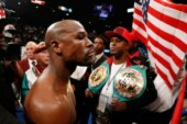 Mayweather vs McGregor: Floyd Mayweather's last five opponents have experienced mixed fortunes