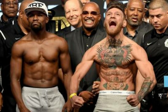 Mayweather vs McGregor: What did we learn from the weigh-in?