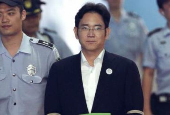 South Korean court to rule in Samsung heir bribery case