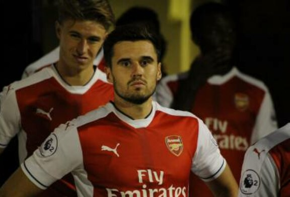 Arsenal duo Carl Jenkinson and Cohen Bramall to join Birmingham