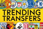 Sky Sports reveal the top trending summer transfer deals and rumours on Twitter