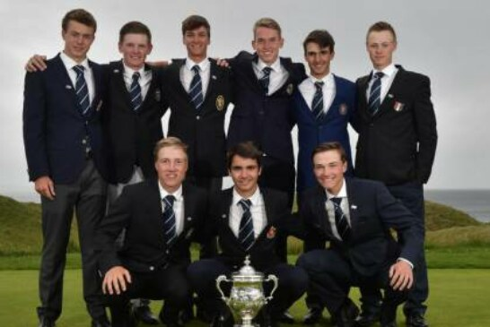 Continent of Europe retain Jacques Leglise Trophy at Ballybunion