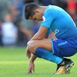 Phil Neville thinks Alexis Sanchez may have lost the support of the Arsenal fan base