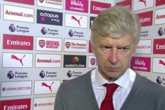 Arsene Wenger hails Danny Welbeck after double against Bournemouth