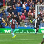 WATCH: Scott Dann's shocking miss for Crystal Palace at Burnley