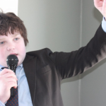 Boomers Step Aside: 13-Year-Old Running for Governor of Vermont