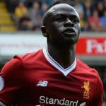 Liverpool's Sadio Mane wins August's Premier League Player of the Month award