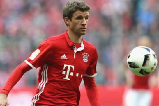 Thomas Muller considered move from Bayern Munich to Manchester United