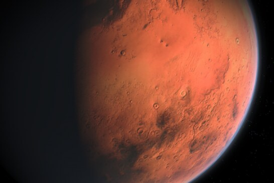 New NASA Probe to Dig Up Dirt on Martian Interior in 2018