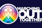 Marching Out Together: England's newest LGBT supporters' club at Leeds United
