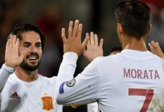 World Cup Qualifiers: Spain thrash Liechtenstein with wins for Italy, Iceland and Turkey