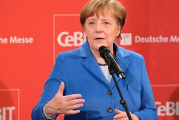 Angela Merkel: 'We Can Shape European Framework for Peace Only With Russia'