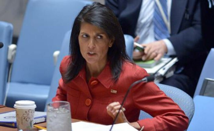 US Envoy to UN Says North Korea 'Begging for War' by Conducting Nuclear Test