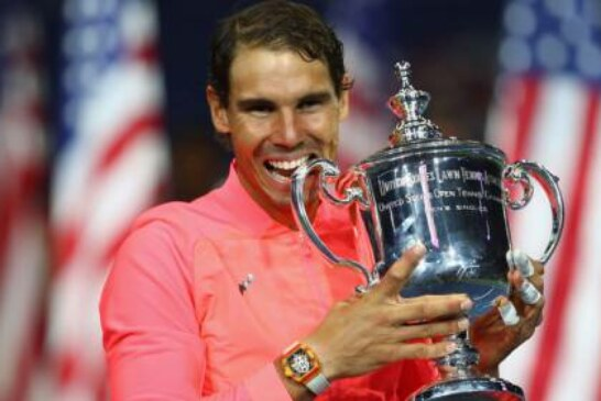 Rafael Nadal beats Kevin Anderson to win the US Open final