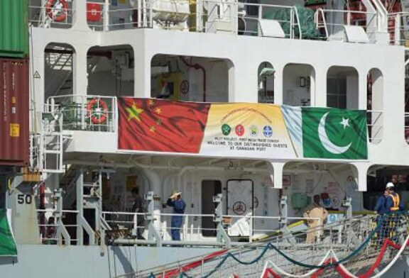 Cause of Friction: Why Pakistan Has Chosen China Over the US
