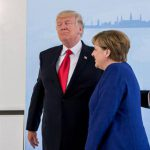 Merkel, Trump Call For Tougher Sanctions on North Korea After Nuke Launch