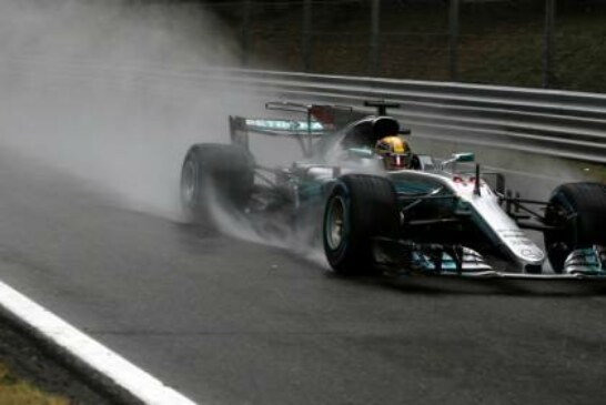 Italian GP Qualifying disrupted by heavy rain at Monza