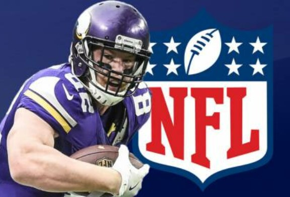 Kyle Rudolph's NFL blog: Minnesota Vikings tight end excited by kick-off