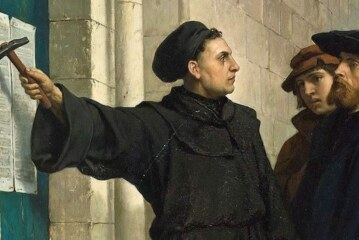 Our Martin Luther Conscience, Out of Control