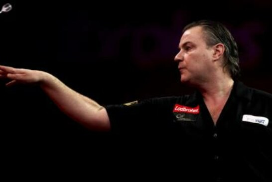 John Part explains how to qualify for the World Darts Championship