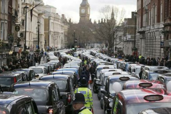 'Members Joining Like Crazy!' Uber's Loss Driving British Union Numbers