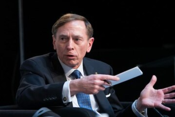 'Savior General' Petraeus Gave Us the Wrong Bible