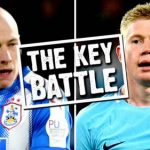 Aaron Mooy v Kevin De Bruyne: The key battle in Huddersfield v Manchester City