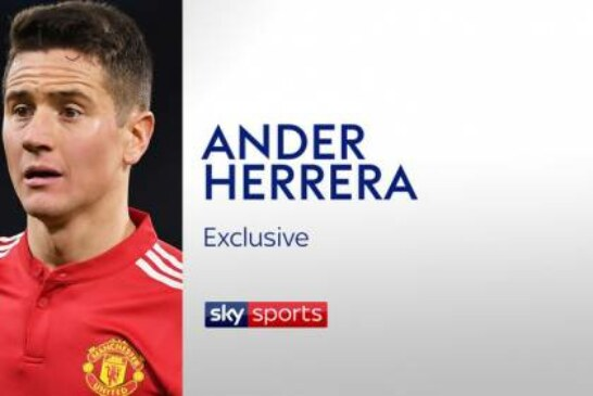 Ander Herrera says every Manchester United home game is 'like a final'