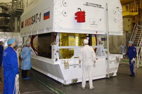 Contact Lost With 1st Angolan Satellite That Was Launched From Baikonur – Source
