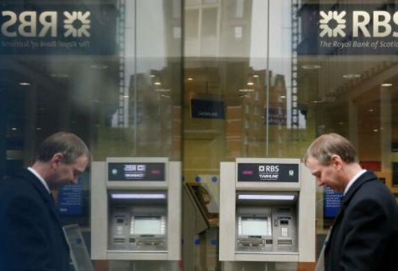 RBS to Shut Down Quarter of Branches as Customers Prefer to Bank Online
