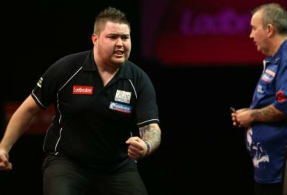 Top five darting shocks from the PDC World Championship at Alexandra Palace
