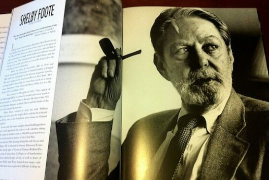 We Could Use a Shelby Foote Today