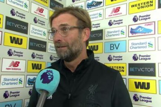 Jurgen Klopp questions refereeing decisions in Liverpool draw with West Brom