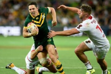 RLWC: Team of the tournament
