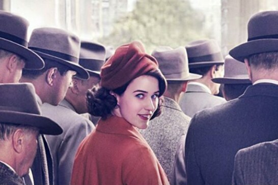 """This """"Mad Men"""" Gets an Unapologetic Woman's Sparkle"""