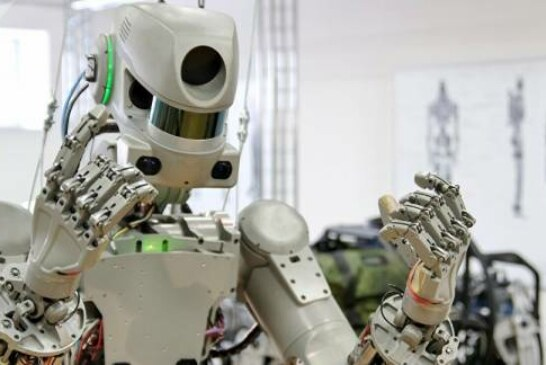 Not Your Grandpa's Robot: Russian Robot 'FEDOR' May Become Self-Learning