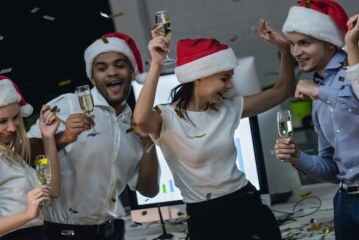 5 Tips to Make Your Office Christmas Party Better Than Vox's