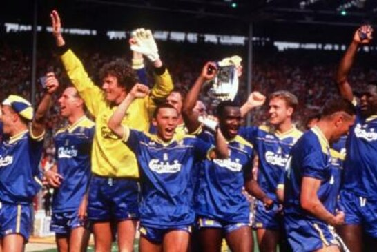 Wimbledon at Wembley stirs FA Cup final memories for Terry Gibson