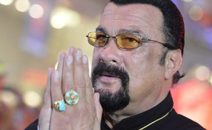 Steven Seagal Becomes 'Ambassador' of Shady Cryptocurrency Project