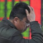 Chinese Stocks Plummet Amid US Market Volatility