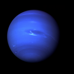 NASA's Hubble Historically Witnesses Neptune's Storm Dying (VIDEO)